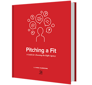 Pitching a Fit: A Guide for Choosing the Right Marketing Agency book cover